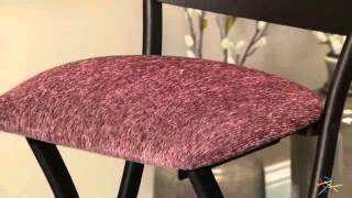 Innobella Destiny Folding Bar Stool - 2 Pack - Product Review Video