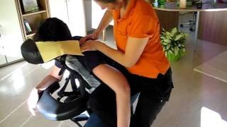 Mobile Massage - die zweite