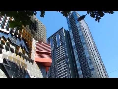 Melbourne - City Tours - Royal Melbourne Institute of Technology (RMIT) and Swanston 2015 12 19