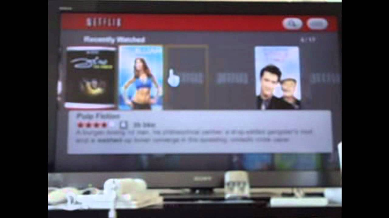 how to delete netflix from wii