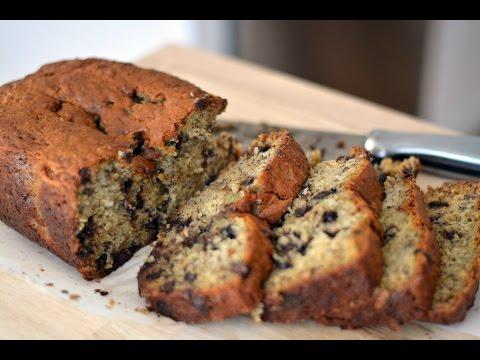 CHOCOLATE CHIP BANANA BREAD | How To Make Banana Bread | SyS
