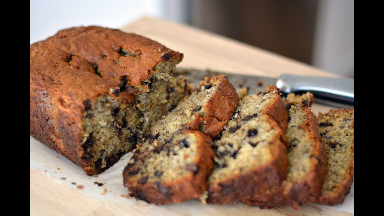 Chocolate chip banana bread recipe how to make banana bread chocolate chip banana bread recipe how to make banana bread sweet y salado youtube forumfinder Image collections