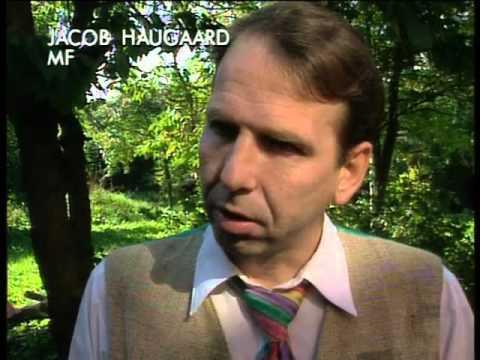 Jacob Haugaard vælges ind i Folketinget - 22. september 1994