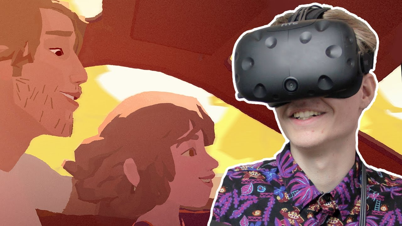 BEAUTIFUL STORY TOLD IN VIRTUAL REALITY | Pearl VR: Google Spotlight (HTC Vive)