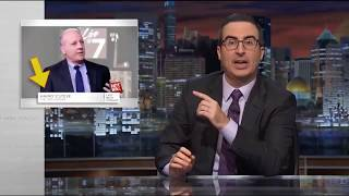 John Oliver: Moore was baned from the Mall - Last Week Tonight with John Oliver (HBO)