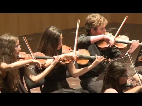 The Young Israel Philharmonic Orchestra: Mahler Symphony no. 5