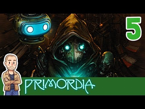Primordia Playthrough Part 5 - Dispute - Let's Play Gameplay Walkthrough