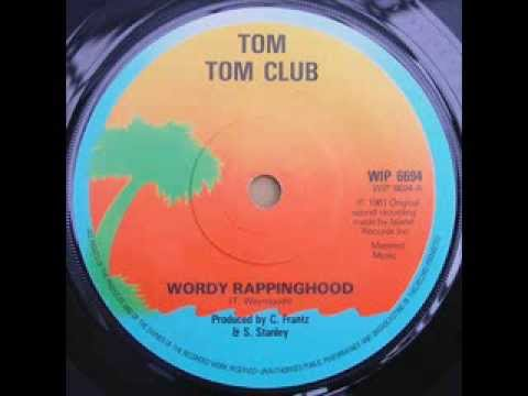 Tom Tom Club - (You Don't Stop) Wordy Rappinghood