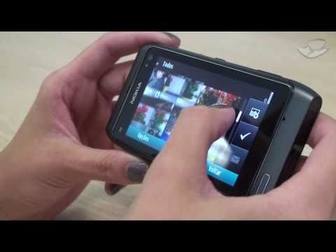 Análise de Produto - Nokia N8 - Baixaki