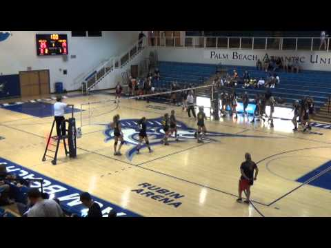 Palm Beach State College Vs. Palm Beach Atlantic University (Scrimmage)