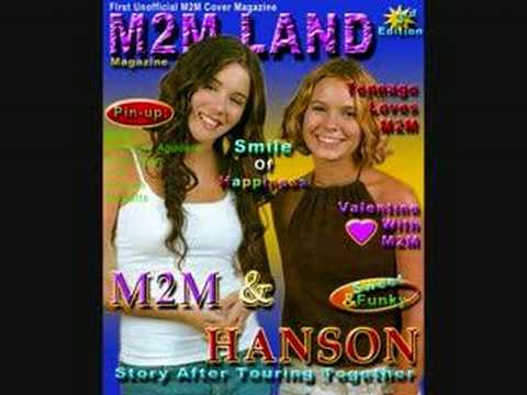M2M ~ Give A Little Love