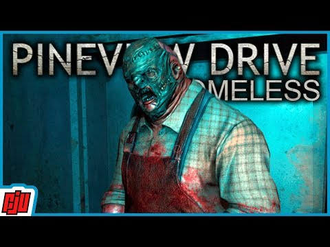 Pineview Drive Homeless Part 2 | Indie Horror Game | PC Gameplay Walkthrough