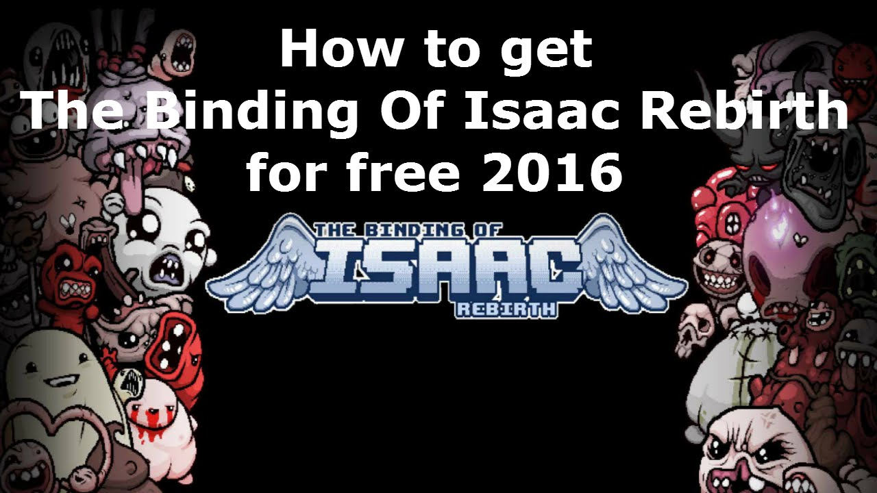 the binding of isaac free full download