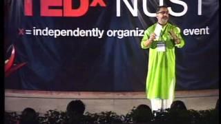 TEDxNUST - Yousuf Bashir Qureshi - Pakistan in the Fashion World