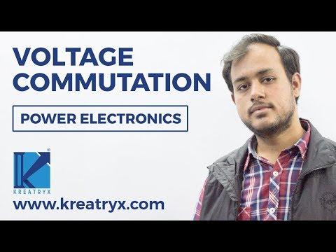 Voltage Commutation | GATE (EE) | Power Electronics