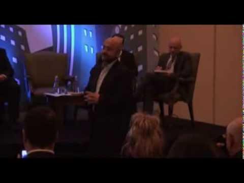 Serdar İnan - Akıllı Şehirler Zirvesi Paneli / Conrad Otel