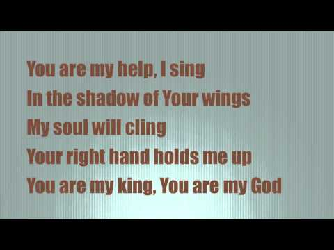 Holy One - Casting Crowns (LYRICS ON SCREEN)
