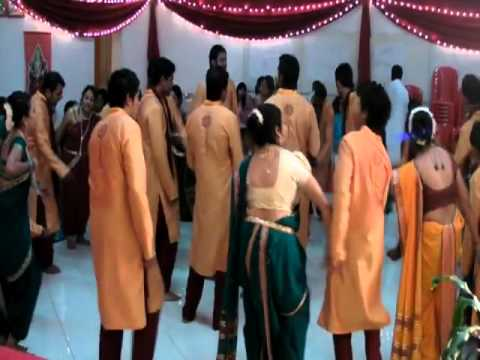 Jakri performed by Surya Uday, Palma, Mauritius on the occasion of Ganesh Chaturthi 2011 P2