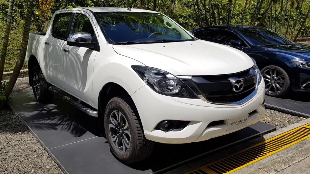 Mazda Bt 50 2019 Youtube