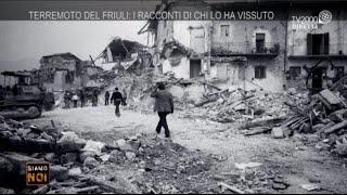 Siamo noi - 1976 - 2016. Quaranta anni dal terremoto che sconvolse il Friuli