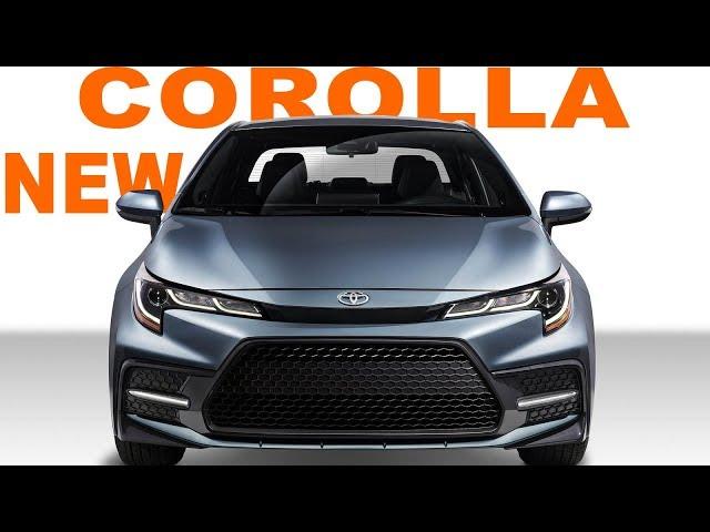 Toyota COROLLA 2019 - обзор Александра Михельсона _  новая Тойота Королла