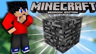 Java player tries Bedrock Edition [Minecraft]