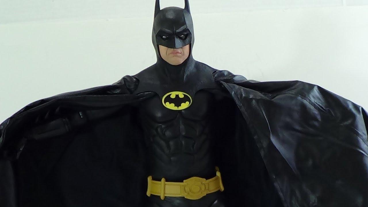 Batman- The 1989 Film: Merchandise Spotlight: Michael Keaton ...