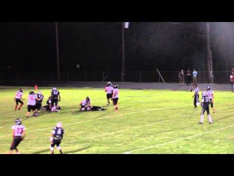 "Lafayette County High School Football Play of the Game ""Quarterback Sack #53"""
