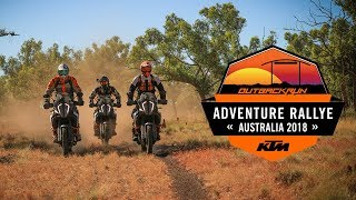 KTM Australia Adventure Rallye OUTBACK RUN 2018 | Event Preview