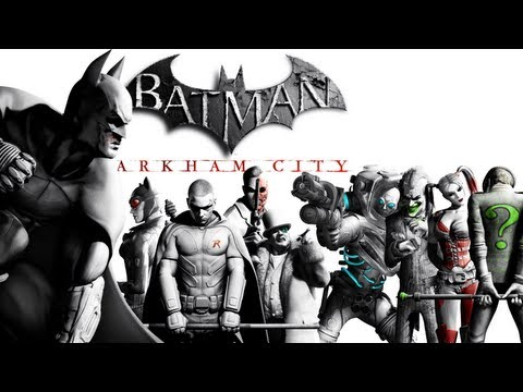 Batman: Arkham City (Game Movie)