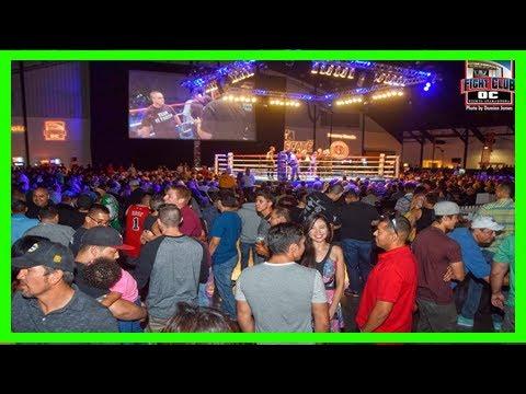 Breaking News | Fight club oc results