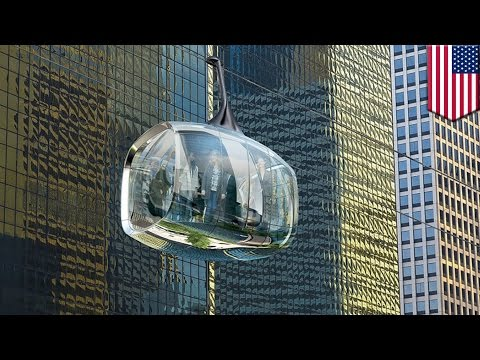 The SkyLine: Chicago may install aerial gondola ride to boost tourism - TomoNews