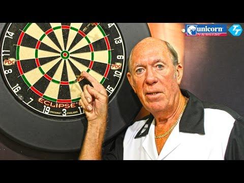 John Lowe celebrates the 30th Anniversary of his historic TV 9-darter