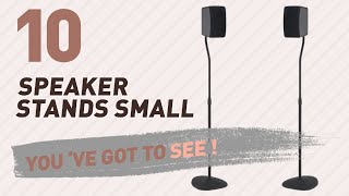 Speaker Stands Small // New & Popular 2017