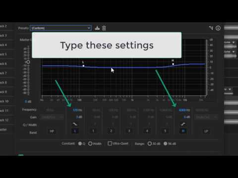 Adobe Audition - How to Remaster Your Favorite Music