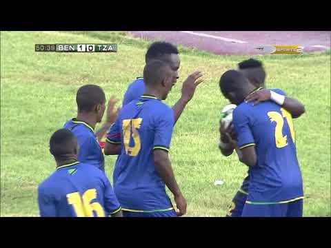 Azam TV - Bao la Tanzania likifungwa na Elias Maguli. Benin vs Tanzania