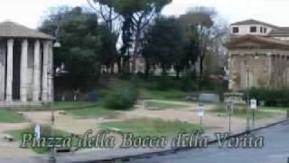 イタリア|ローマ観光(1) Piazza della Bocca Della Verita