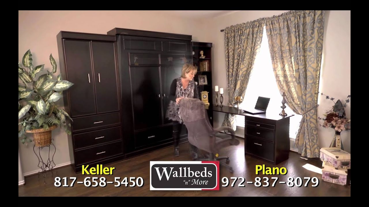 wallbeds | murphy beds | custom cabinet systems - fort worth