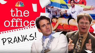 The Best Pranks on Michael  The Office