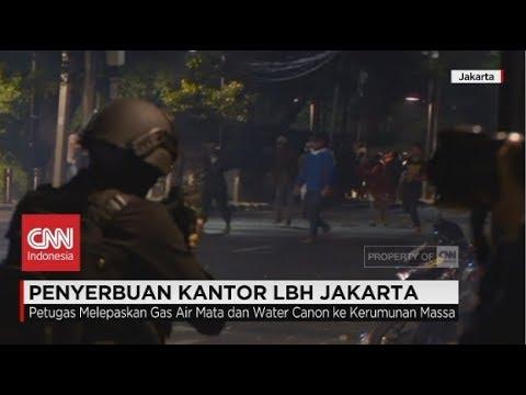 Kantor LBH Jakarta Diserang