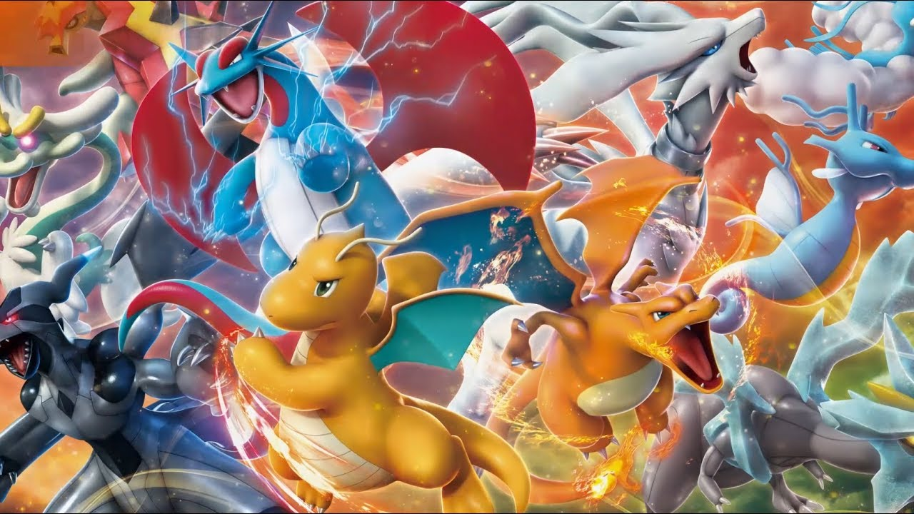Celebrate Dragon Pokémon with This Special TCG Expansion!