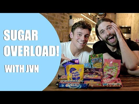 SUGAR OVERLOAD ft. JVN *British Candy* I Tom Daley