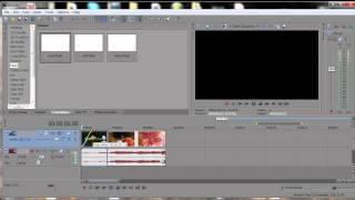 Sony Vegas - How to Add Transitions to your videos.