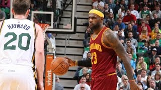 LeBron James and Gordon Hayward Duel to a Thrilling Finish