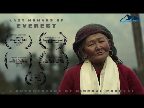 Last Nomads of Everest| Award Winning Documentary || 2020
