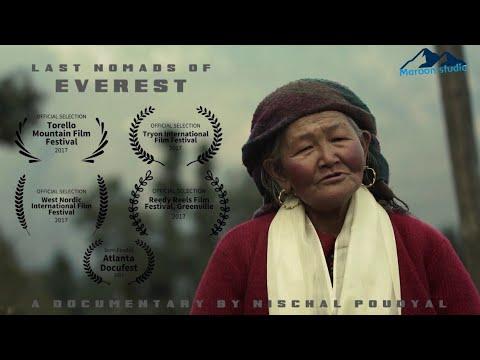 Last Nomads of Everest|| Award winning Documentary|| 2021|| Full Documentary