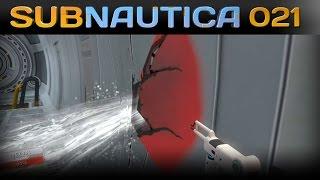 Subnautica [021] [Wassereinbruch in der Cyclops] [Let's Play Gameplay Deutsch German] thumbnail