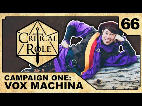 A Traveler's Gamble | Critical Role RPG...