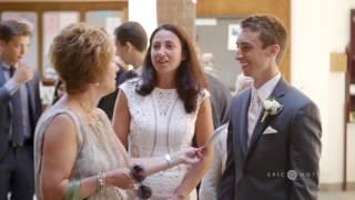 Farmington Hills, Michigan Wedding featuring Jillian and Jonathan