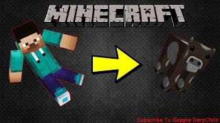 Minecraft 1.11: How to turn into any mob [No Mods/Hacks][1 minute]